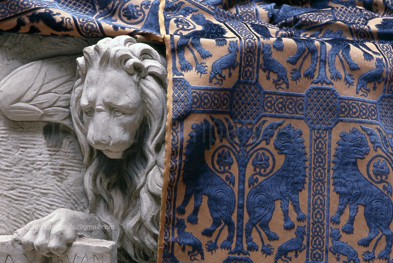 Venice Textile: tessuti artigianali pregiati