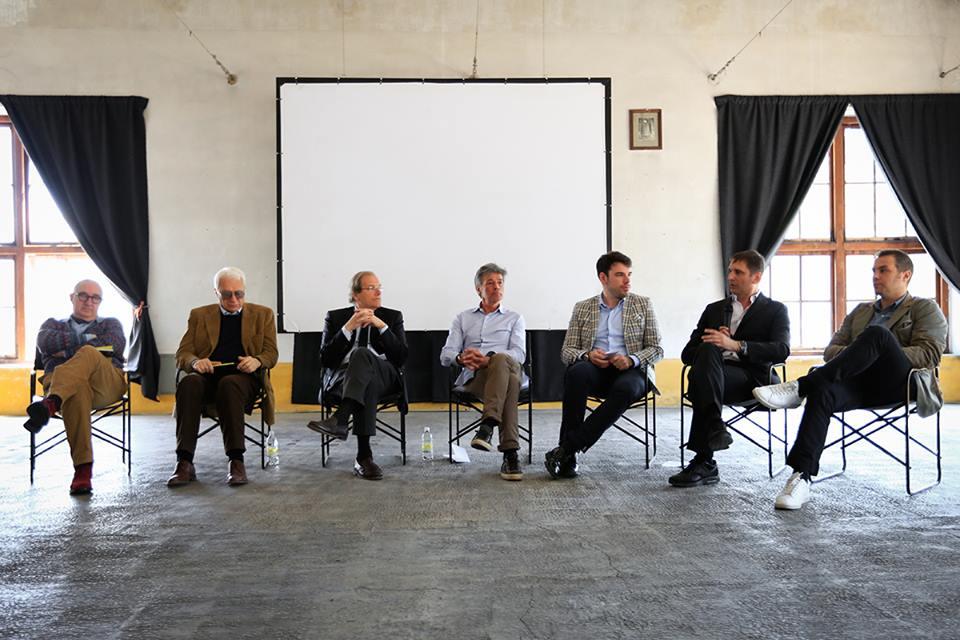 La presentazione di Venice Textile Manufacturers